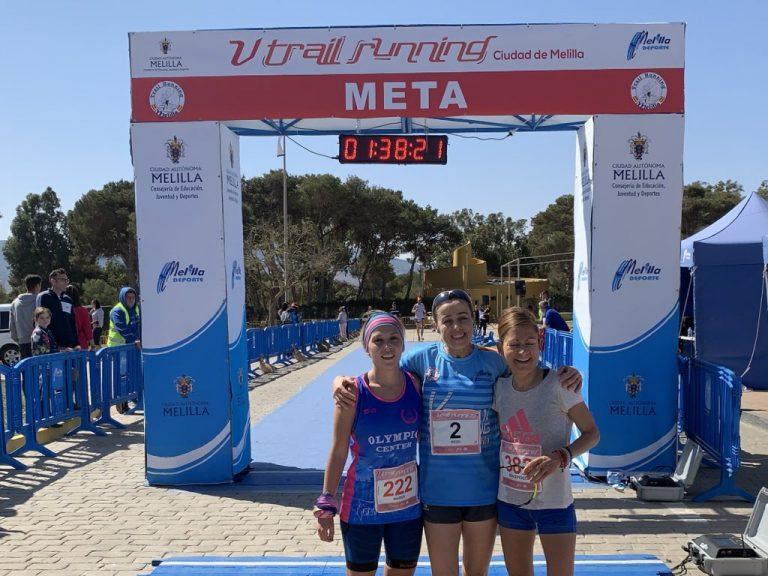 Trail Running Melilla 2019