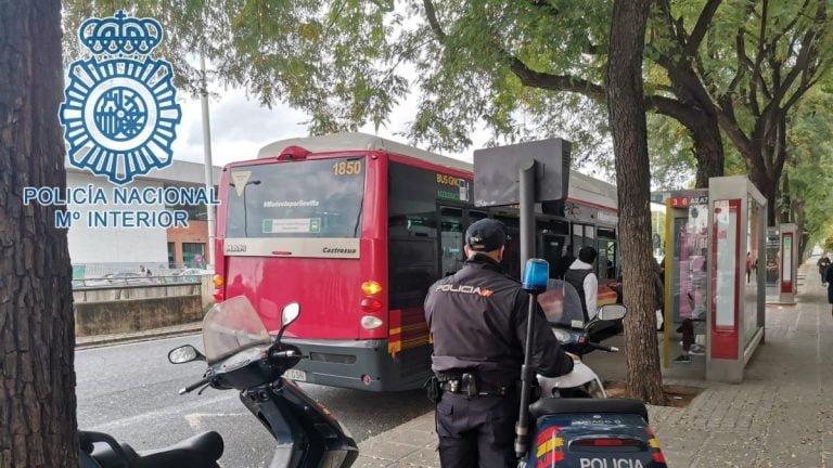 Transporte Sevilla Melilla