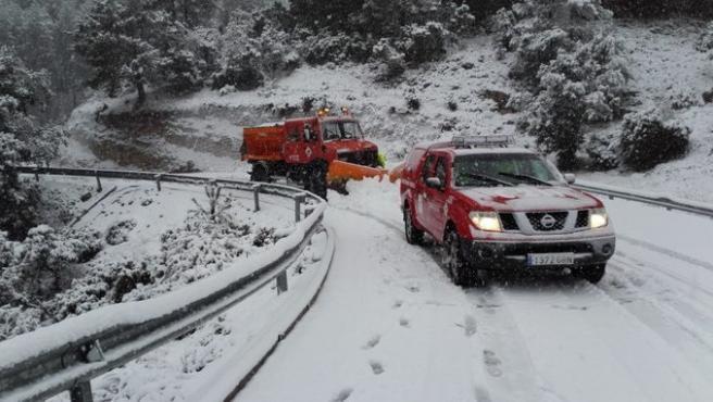 Transportes Nieves Melilla