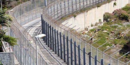 Valla Fronteriza Melilla Ceuta
