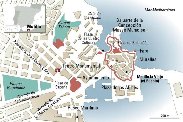 Vende Oro Melilla