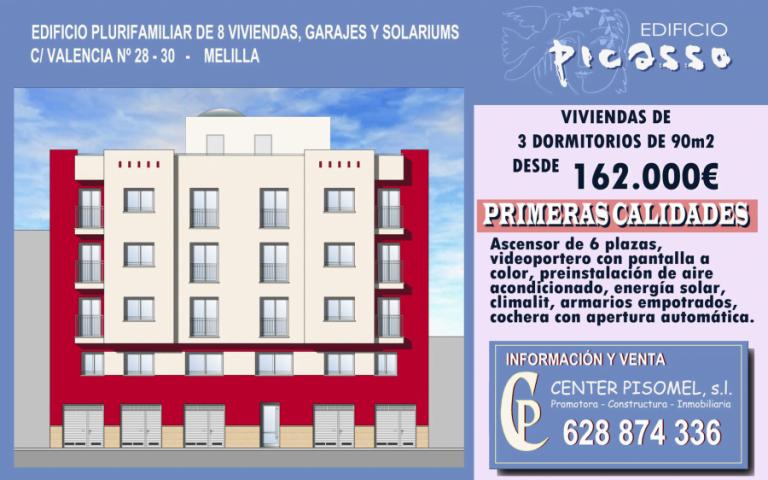 Venta Inmobiliaria Melilla