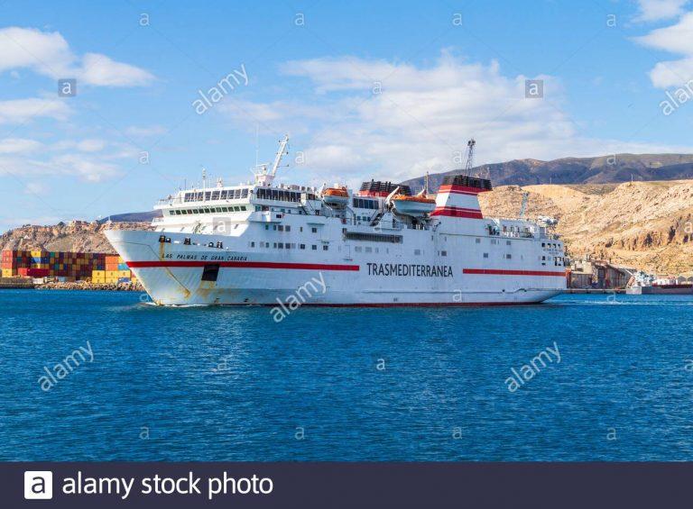 Viajar A Melilla En Barco Desde Almeria