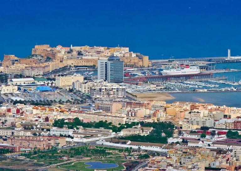 Viajar Desde Barcelona A Melilla