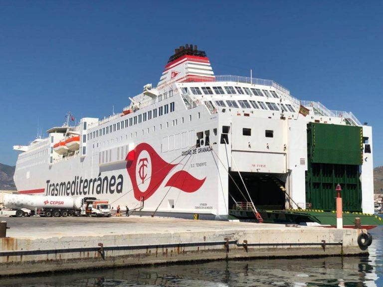 Viaje En Barco A Melilla