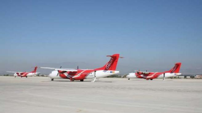 Viaje Malaga Melilla Avion