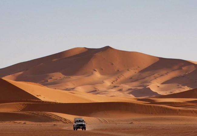 Viajes Al Desierto Desde Melilla