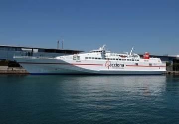 Viajes Barco Almeria Melilla