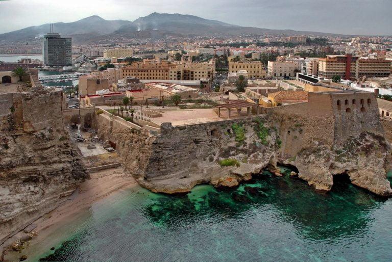 Viajes Barcos Almeria Melilla