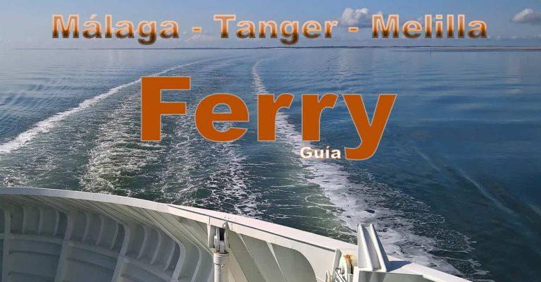 Viajes Ferry Melilla Almeria