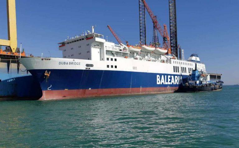 Viajes Malaga Melilla Barco