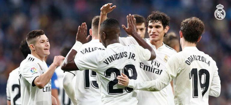 Video Real Madrid Melilla