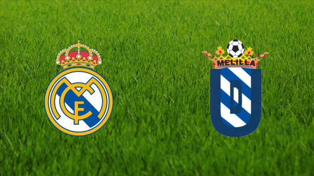 Video Real Madrid Vs Melilla