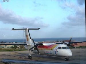 Vuelo Melilla Malaga Air Europa