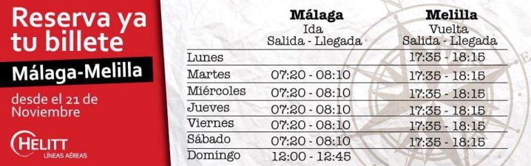 Vuelos Economicos Malaga Melilla