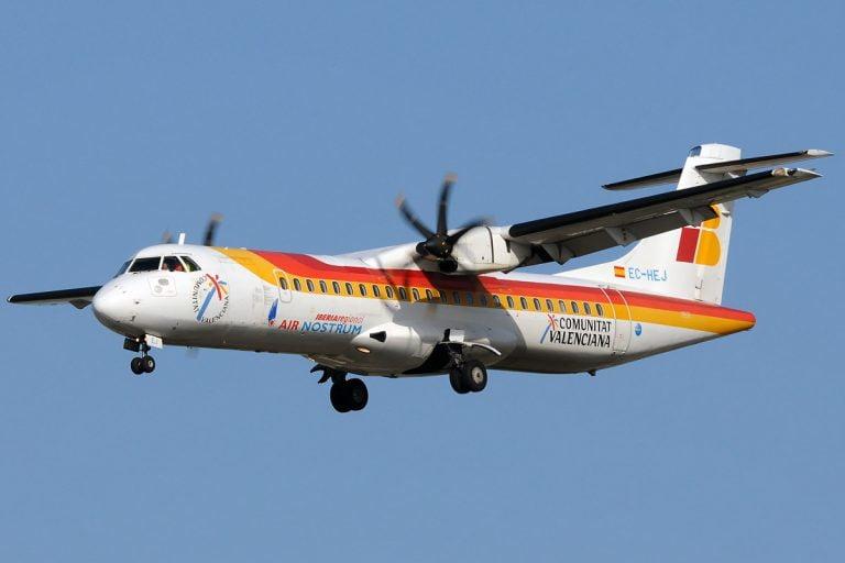 Vuelos Malaga Melilla Air Nostrum