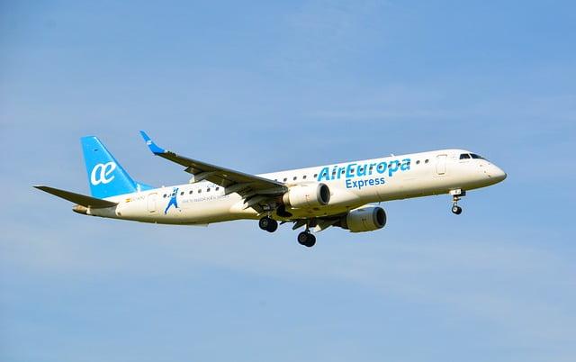 Vuelos Melilla Malaga Air Europa